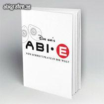 abigrafen.de - Abibuch mit Abi Motto