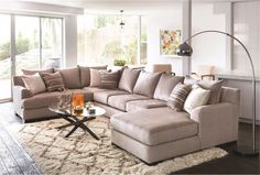 Ellison 3 Piece Sectional - Signature