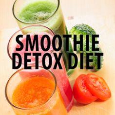Dr Oz: 3-Day Detox Turbo Cleanse & Healthy Smoothie Detox Prescription