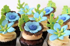 {ditzie cakes}: UNDER THE SEA! {BABY SHOWER!}