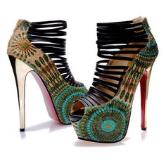 Summer Casual Party Platform Sandal Platform Sandals from stylishplus.com