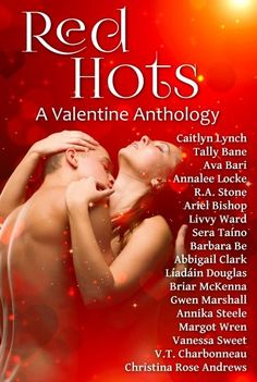 New erotic book review of the Red Hots Valentine Anthology with Caitlyn Lynch, by the Cara Sutra Pleasure Panel.  Here's some erotica to get you in the mood for Valentine's Day!