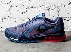 Nike Air Max 2014 – Blue Recall – Light Crimson