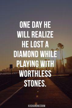 You are a diamond!