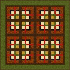Free Quilt Patterns for Beginning to Experienced Quilters: Try My Easy Crafty Windows Quilt Pattern