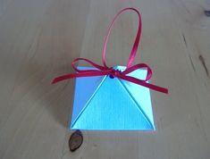 Make a Pyramid Box
