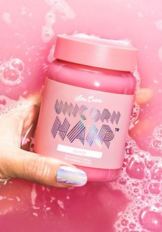 Lime Crime Bunny Unicorn Hair Dye #limecrime #dye #pink