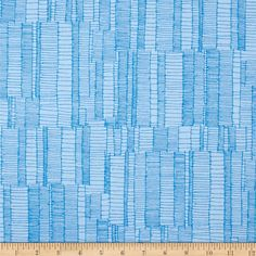 Kaufman Doe Jagged Stripe Blueberry from @fabricdotcom  Designed by Carolyn Friedlander for Robert Kaufman, this cotton print fabric is perfect for quilting, apparel and home decor accents. Colors include shades of blue.
