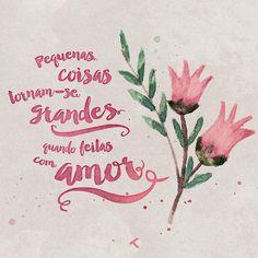 Sempre com Amor....