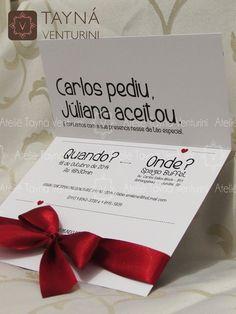 Convite Casamento 01