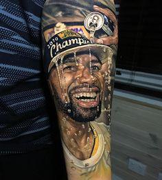 tattoo by Steve Butcher