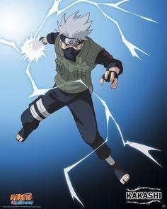 Poster Naruto Shippuden Kakashi