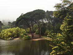 Sintra, The Blue Lake