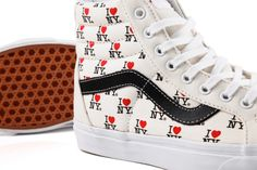 b5590e5aba Vans DQM General x I Love New York Capsule Collection
