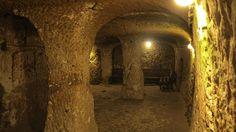 Turkista on löytynyt 5000 vuotta vanha kaupunki, jota pidetään maailman suurimpana maanalaisena asuinsijana.