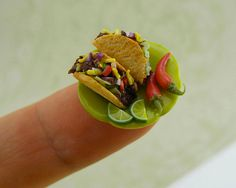Mini tacos!
