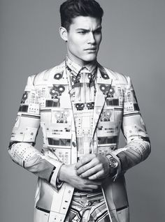 Givenchy by Riccardo Tisci SS14 mens collection