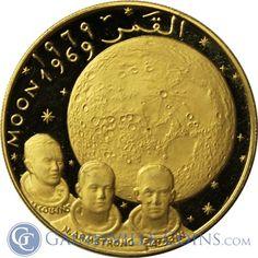 1962-1968 Fujairah 10  F Riyals Proof Gold Coin http://www.gainesvillecoins.com/buy-gold.aspx
