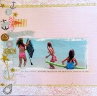 Gallery - Scrapbooking - Traditional - Two Peas in a Bucket