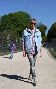 blog-mode-streetstyle-paris-london-nyc-berlin-brazil-topman-jacket-jeans-asos-flower-cross-croix-fleurs-converse-shoes-jardin-ete-summer-garden-luxembourg