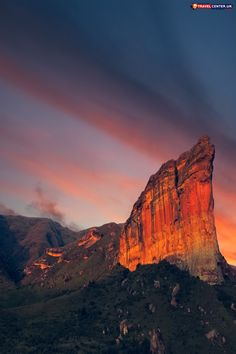 Clarens Golden Gate National Park at Sunset, South Africa. British Travel, Travel Center, Native Country, Living In Europe, Best Sunset, People Of The World, Africa Travel, Paintings For Sale, Golden Gate