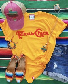 Texas Chica Tee