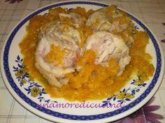 Rollè di Pollo con Carote
