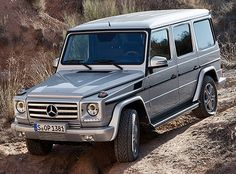 Mercedes G-Class/G36 AMG, One the few SUV's I ever want to own gets an upate.