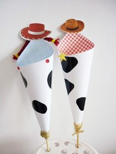 Cone Toy Story. R$6,00