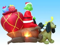 1000 Images About Outdoor Christmas Inflatables On