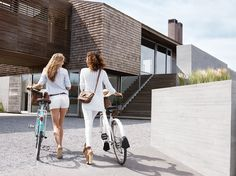 Take the wheel on summer style with crisp white layers and artisanal-inspired accessories. #StyleTip