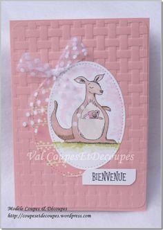 Blog Hop des StampPoulettes – #052018 #SU #News #Duo_Animaux   Coupes et Découpes