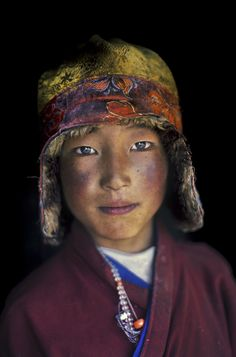 Eastern Tibet : Portraits : Commercial Portfolios, Alison Wright. Wow, what an amazing face!