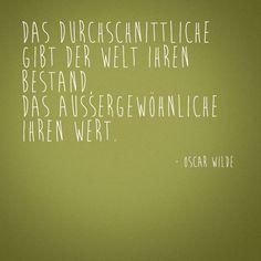 #Zitat #OscarWilde