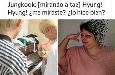 Taekook prrras >:'v Taekook, Jimin Jungkook, Bts Taehyung, K Pop, Vkook Memes, Vkook Fanart, Bts Lockscreen, About Bts, Meme Faces