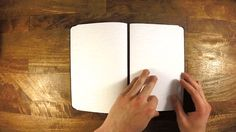 Innovative Notebook Features Magnetic Spine for Seamless Paper Removal - My Modern Met