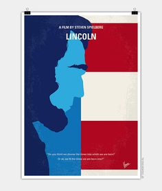 30 Minimal Movie Posters for Inspiration Minimal Movie Posters, Minimal Poster, Lincoln, Salman Rushdie, Best Novels, Steven Spielberg, Poster S, Poster Designs, Minimalist Design