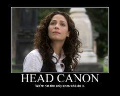 HEAD CANON