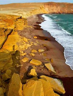 The Paracas National Reserve is located in Ica, Peru and consists of the Paracas Peninsula, coastal areas and tropical desert extending to the south slightly past Punta Caimán, a total of 335,000 ha (217,594 ha are marine waters and 117,406 are part of the mainland). It includes Independence Bay and miles of coastal waters. Its main purpose is to preserve the marine ecosystem and protect the historical cultural heritage related to ancient indigenous peoples, mostly of the Paracas culture…