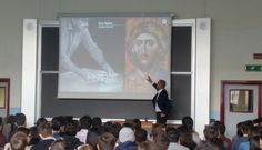 120 students at Politecnico di Milano in Leadership & Innovation listening DG Mosaic business case