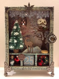 From My Art 2 Yours: Holiday Configurations