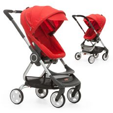 Stokke Scoot $599 stroller giveaway open to the US and Canada ends 10/15