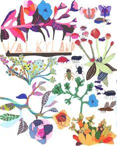 Monika Forsberg - Flora and Fauna