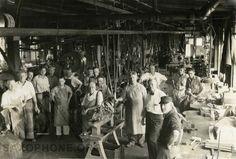 Martin Factory 1940s