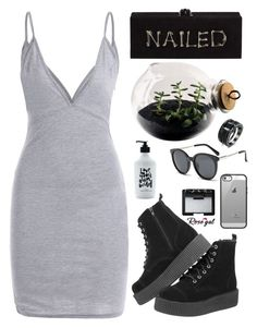 """""""Love your own wild"""" by deeyanago ❤ liked on Polyvore featuring Esque Studio, Belkin and NARS Cosmetics"""