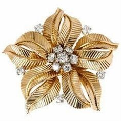 Cartier Vintage Diamond Brooch For Sale Gemstone Brooch, Diamond Brooch, Heart Jewelry, Diamond Jewelry, Crystal Jewelry, Silver Jewelry, Cartier Jewelry, Jewellery, Jewelry Art