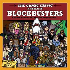 """PooBahSpiel: """"The Comic Critic Presents Blockbusters"""" will make..."""
