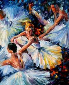 BEFORE THE PERFORMANCE by Leonidafremov on DeviantArt