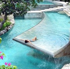 Luxury Swimming Pool Designs to Revitalize Your Eyes Everyone loves luxury swimming pool designs, aren't they? We love to watch luxurious swimming pool pictures because they are very pleasing to our eyes. Now, check out these luxury swimming pool desi Luxury Swimming Pools, Luxury Pools, Dream Pools, Luxury Spa, Luxury Beauty, Swimming Suits, Swimming Pool Pictures, Swimming Pool Designs, Beautiful Pools