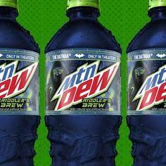 Mtn Dew Flavors, Batman Riddler, Supreme Iphone Wallpaper, Japanese Drinks, Free Frames, The Dark Knight Rises, Family Movie Night, Mountain Dew, Dr Pepper